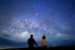 マウナケア山麓 星空ツアー