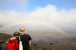 世界遺産 キラウエア・イキ・ハイキングツアー